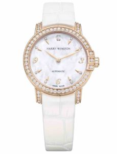 Harry Winston Midnight Automatic & Diamond Drops Automatic 29mm