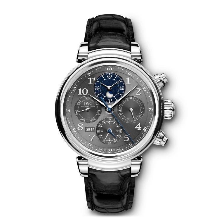 IW392101-Da Vinci Perpetual Calendar Chronograph