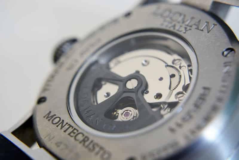 orologio locman montecristo automatico Ref 511 con movimento SIO