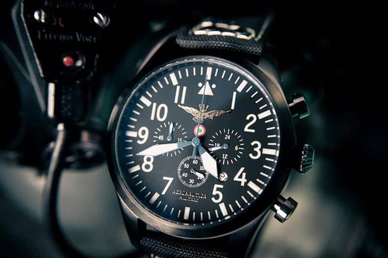 recensione Orologi aeronautica militare