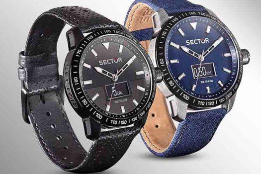Sector 850 Smart Watch,  l'orologio sportivo con anima tech