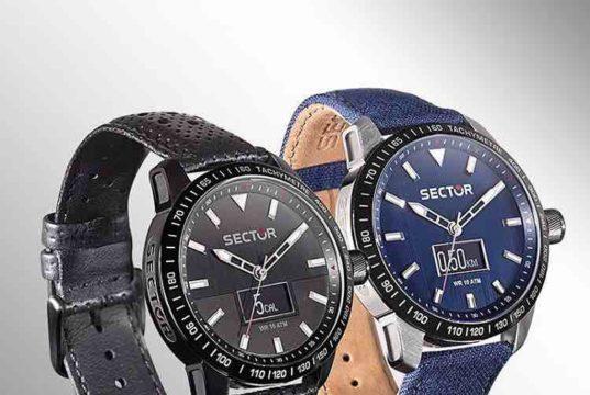 Sector 850 Smart Watch