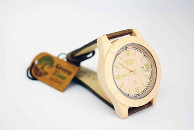 orologio da uomo Green Time Vegan ZW010E