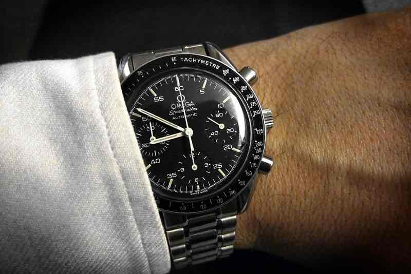 Recensione omega speedmaster reduced 3510.50