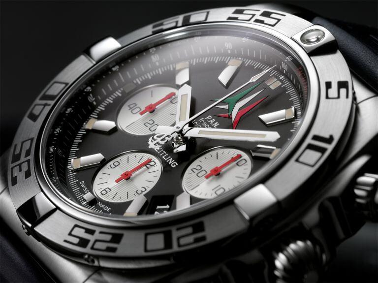 recensione dell'orologio orologio Frecce Tricolori Chronomat