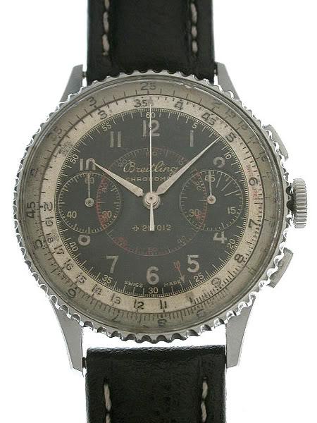 1945 Chronomat ref 769 (la lancetta dei secondi potrebbe non essere originale)