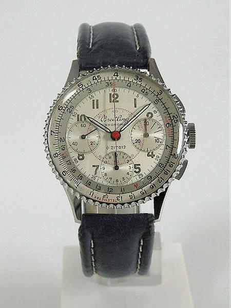 Chronomat del 1946 con sotto-registro 12 ore