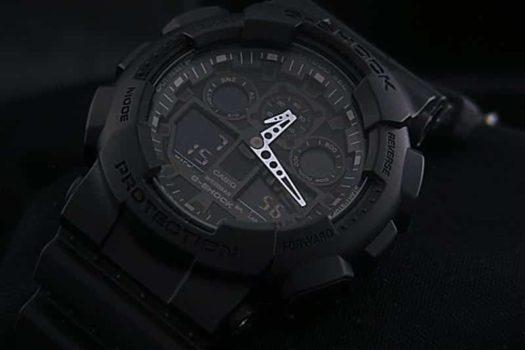 Casio G-Shock GA-100-1A1ER: Recensione e Prezzo