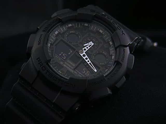 Recensione Casio G-Shock GA 100
