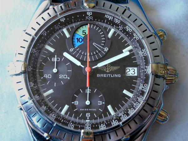 Chronomat Yatching 81950