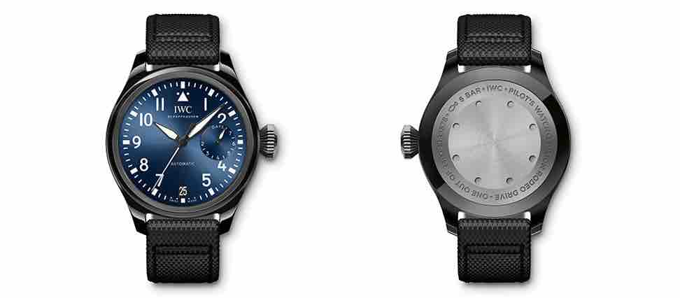 Iwc Top Gun Edition Bottega Rodeo Drive referenza IW502003