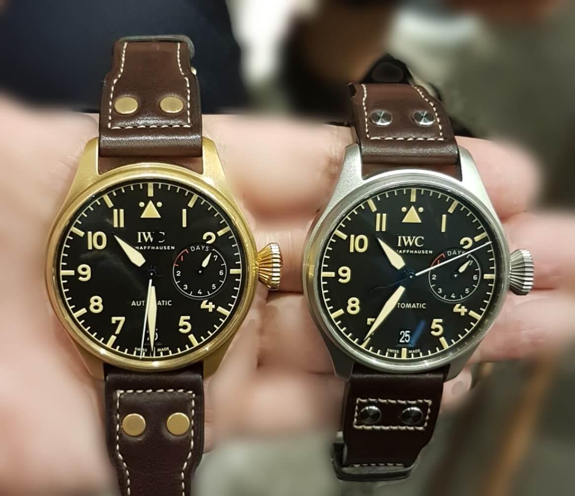 Big Pilot's Watch Heritage. Ref. 5010