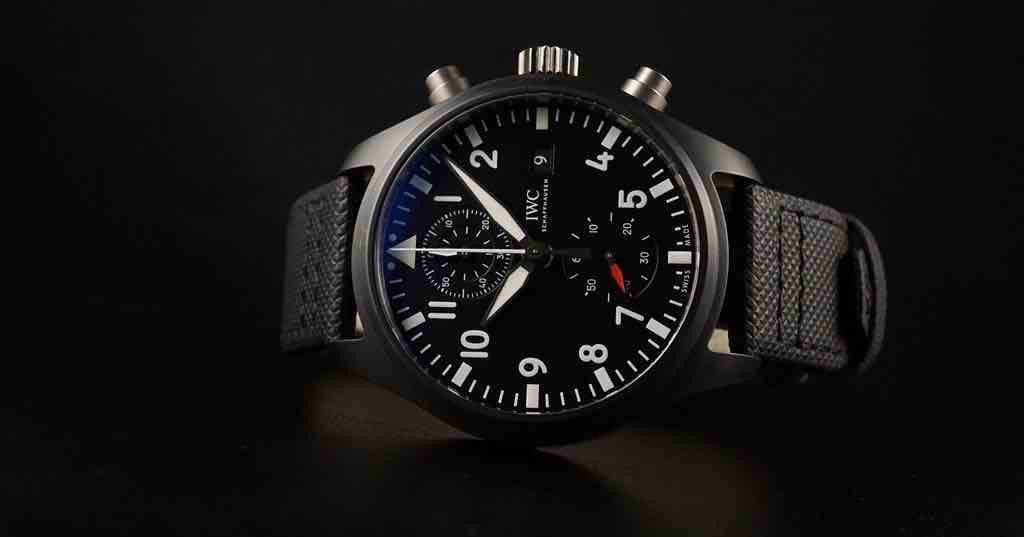 Iwc Top Gun cronografo Pilots referenza IW389001