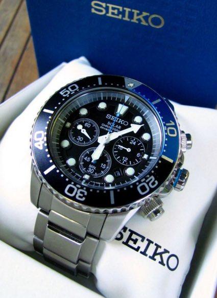orologio solare seiko ssc017