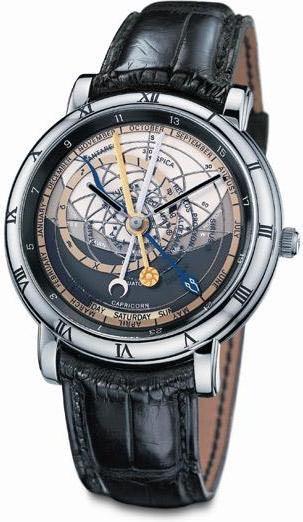 orologio Ulysse Nardin astrolabium Galileo Galilei 1985
