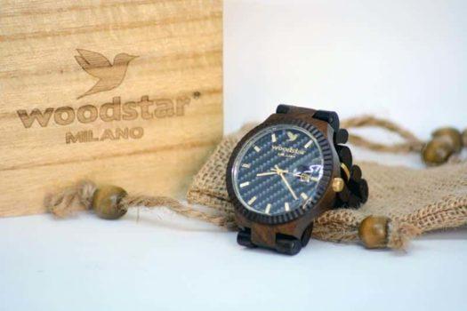 Orologi WoodStar Milano Juma