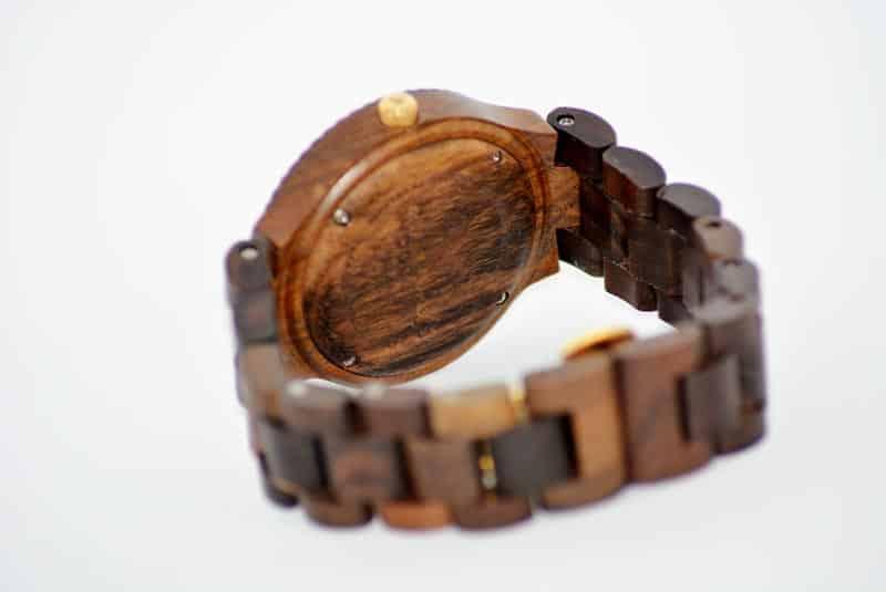 orologio da uomo WoodStar Milano Juma