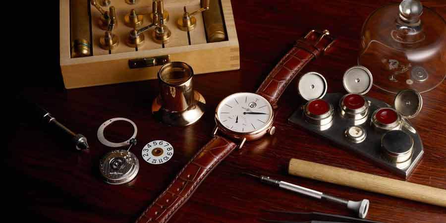 informazioni su tutte le terminologie del glossario d'orologeria