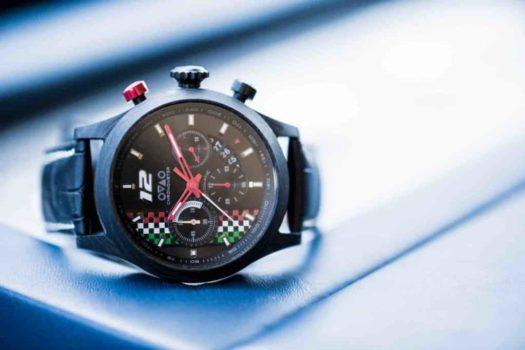 Ovao Monza, Cronografo automatico Italiano
