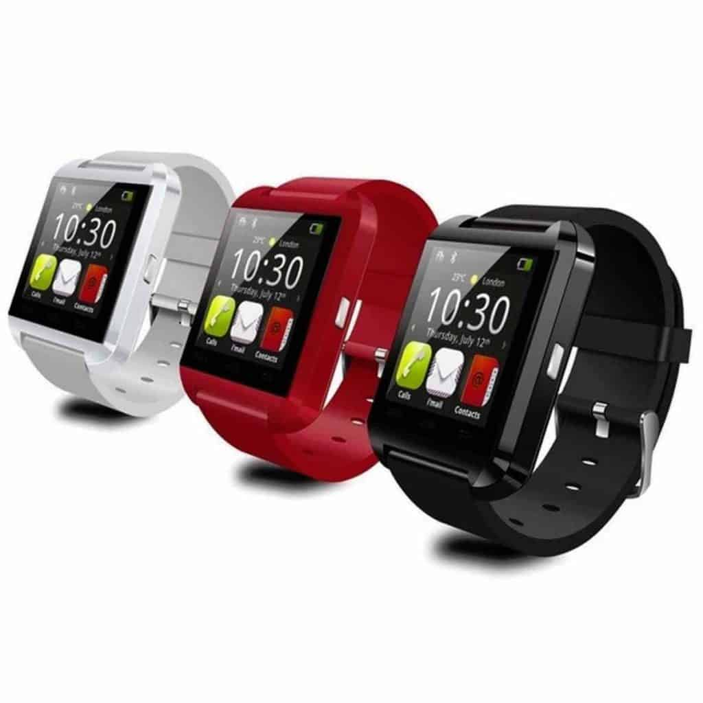 colorazioni smartwatch u8