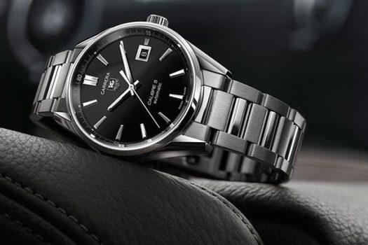 Tag Heuer Carrera Calibre 5, l'orologio per gli uomini di classe