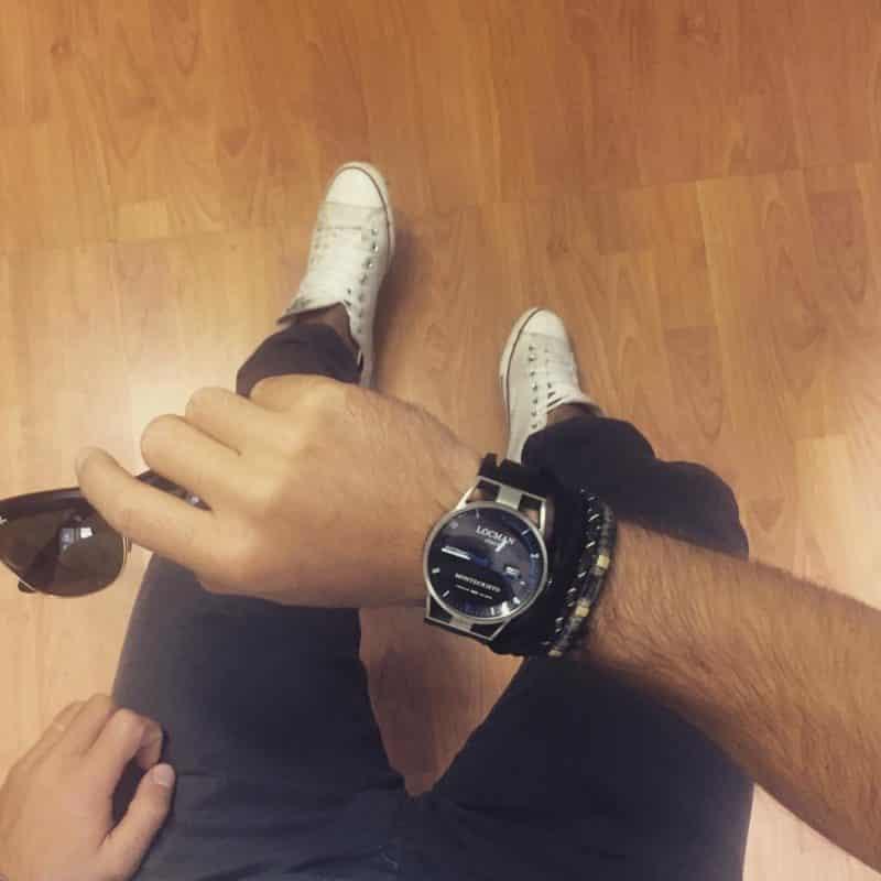 Italian watch locman montecristo