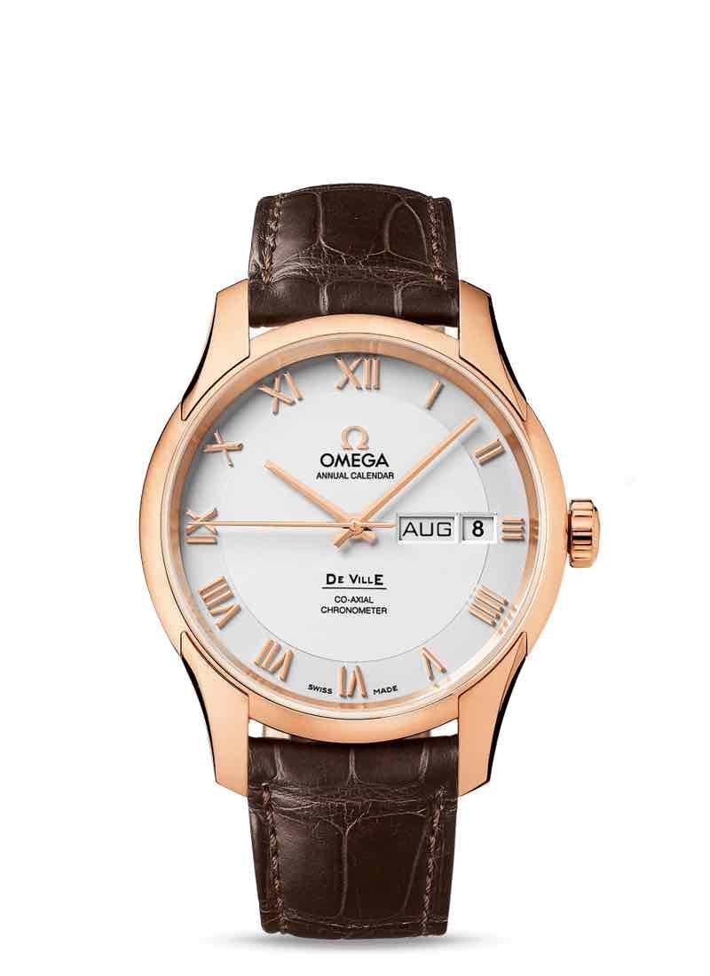 De Ville - Omega Co-Axial Annual Calendar 43153412202001