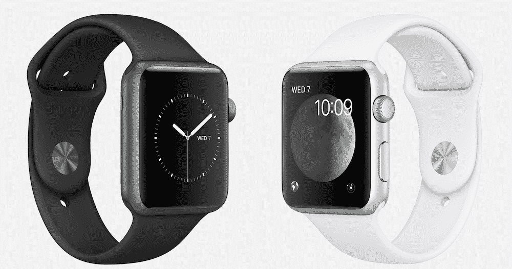Apple Watch seconda serie