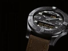 Recensione Breitling Aerospace