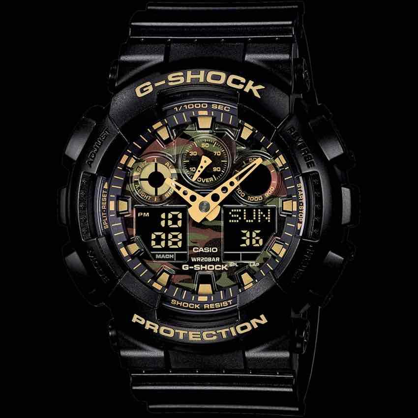 Casio G-Shock Nero