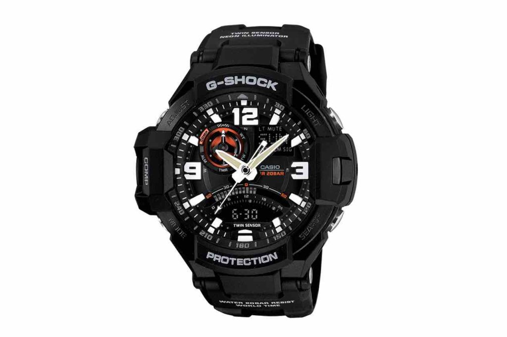 Casio G-Shock Aviator GA-1000-1AER