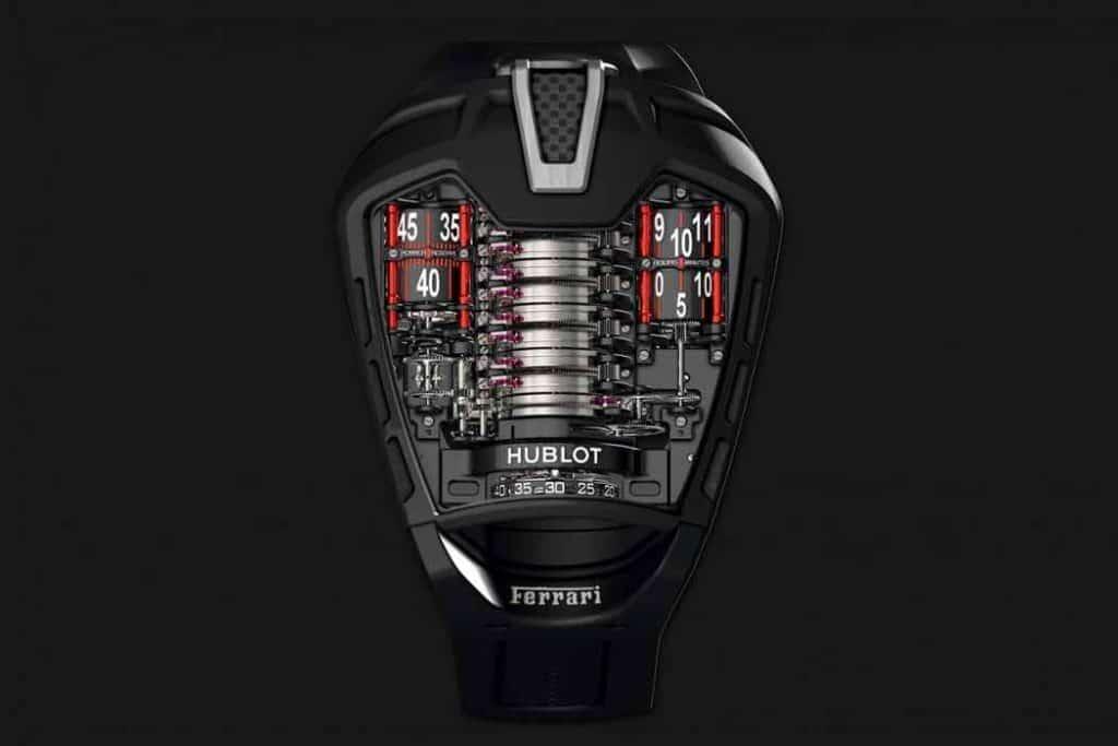 Recensione Hublot MP-05 LaFerrari