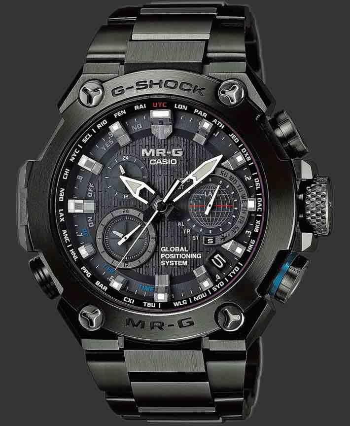 G-shock nero MRG-G1000B-1ADR