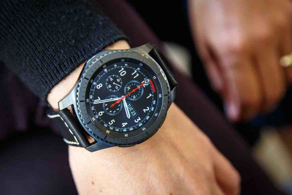 Classifica Miglior smartwatch - Samsung Gear S3