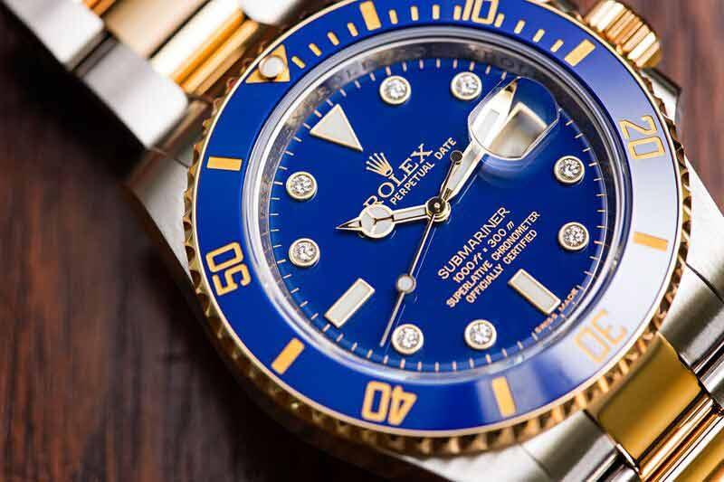 Rolex Submariner 116613