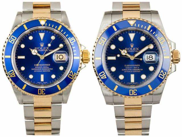 Recensione Rolex 16613 vs Rolex 116613