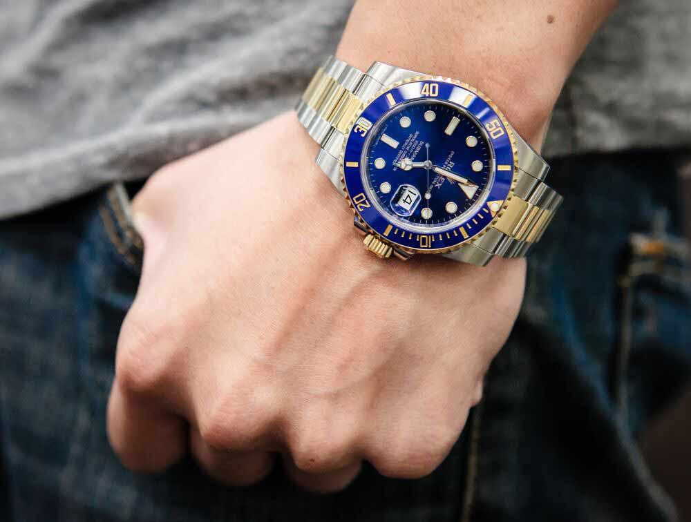 rolex 16613 submariner