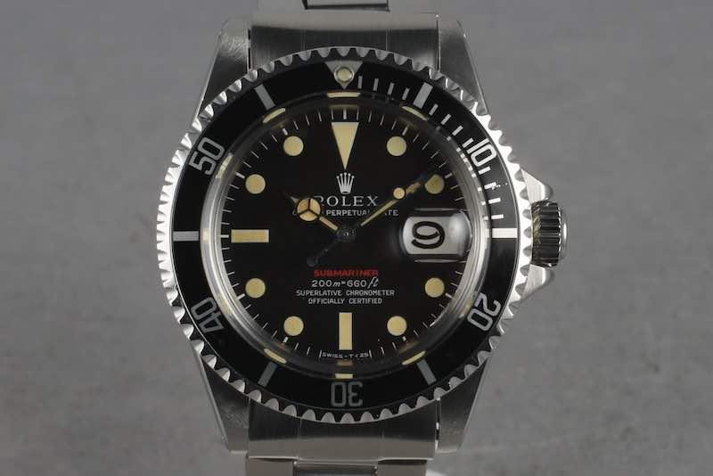Rolex 1680 year 1969
