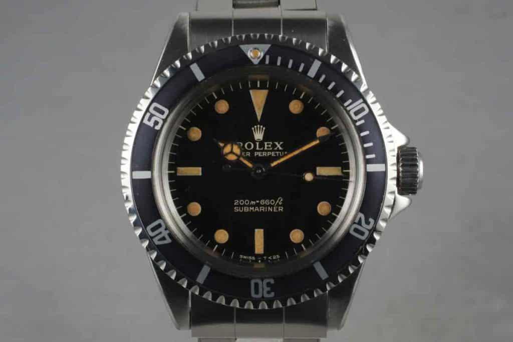 Rolex 5513 del 1964 con calibro 1520