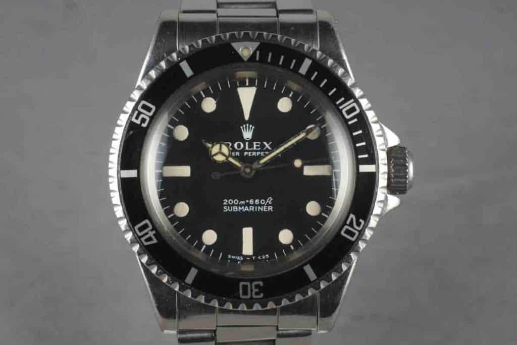 Orologio Rolex 5513 del 1967