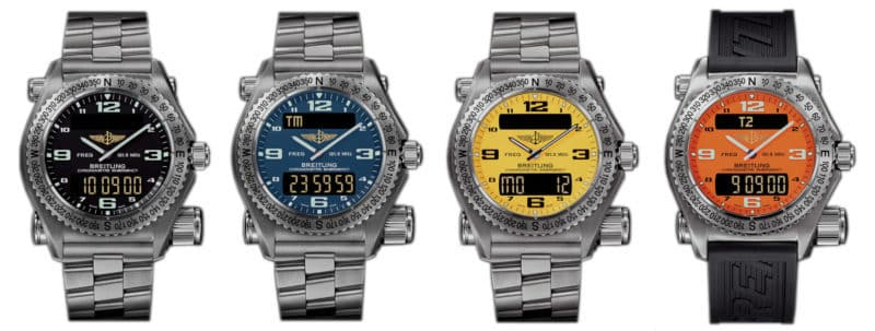 Breitling Emergency replica Orologi