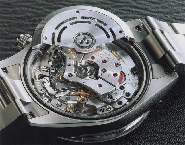 Rolex 116520 con calibro 4130