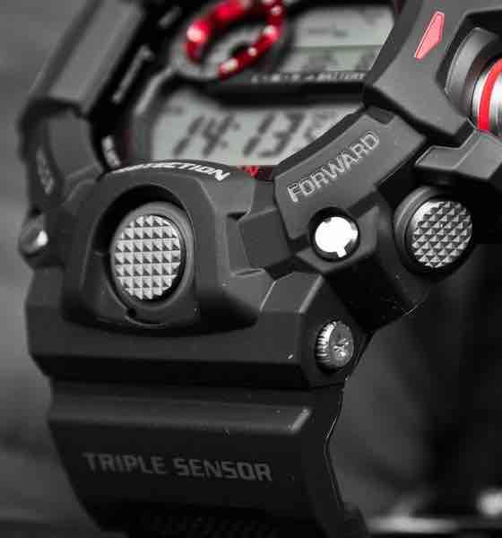 gw 9400 con sensore sulla cassa