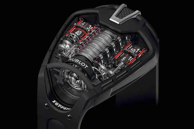 Hublot MP-05 Ferrari replica