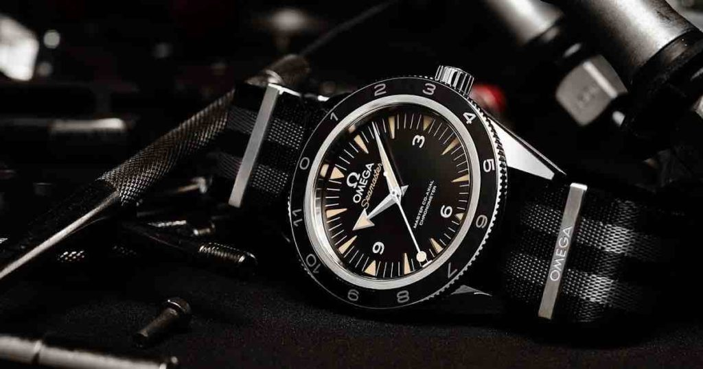 007 spectre Omega Seamaster