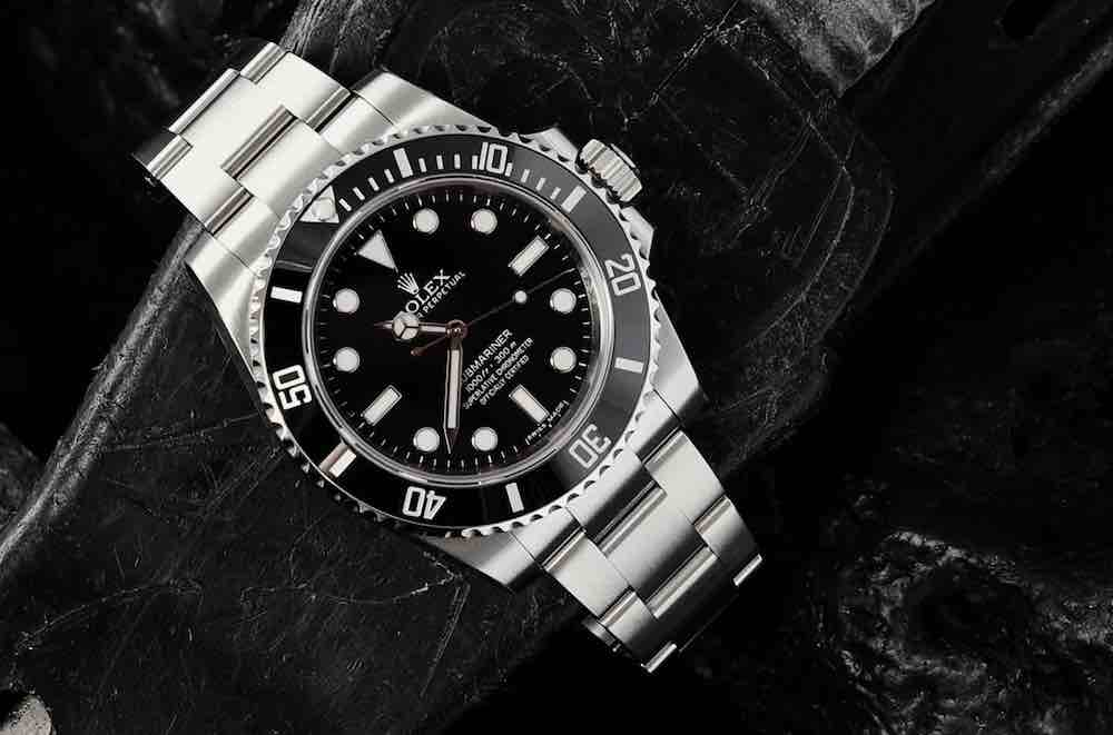 Recensione Rolex 114060