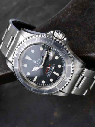 Rolex 1680 Red Submariner