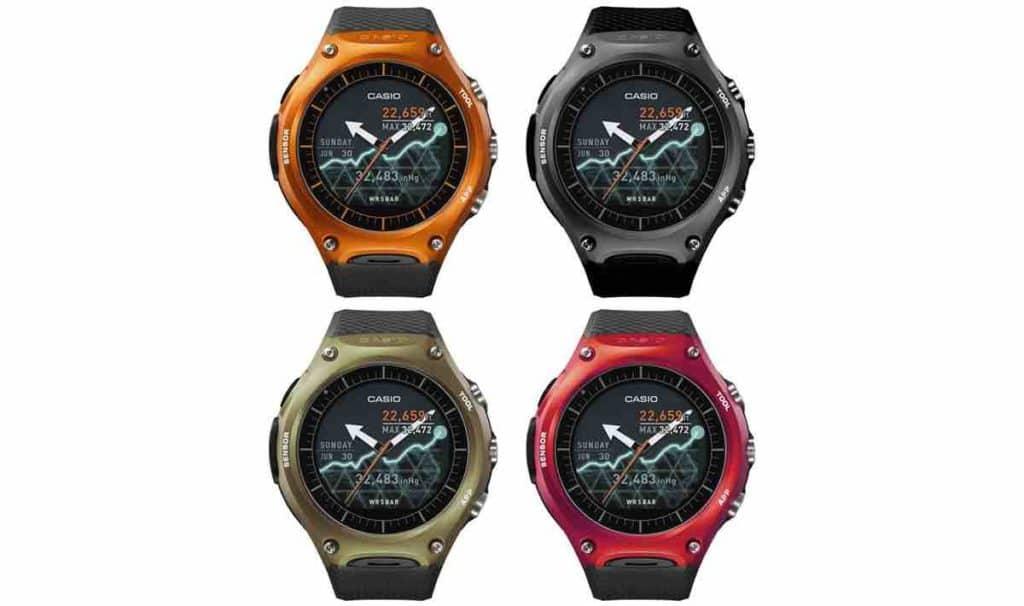 orologio casio wsd-f10