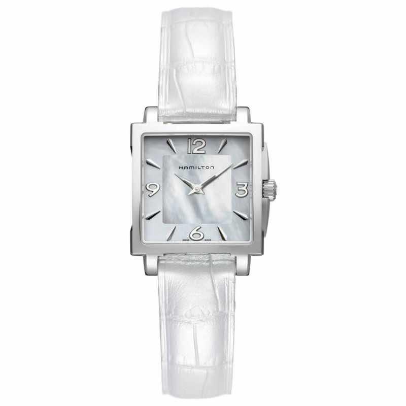 orologio da donna Hamilton Jazzmaster Square Lady