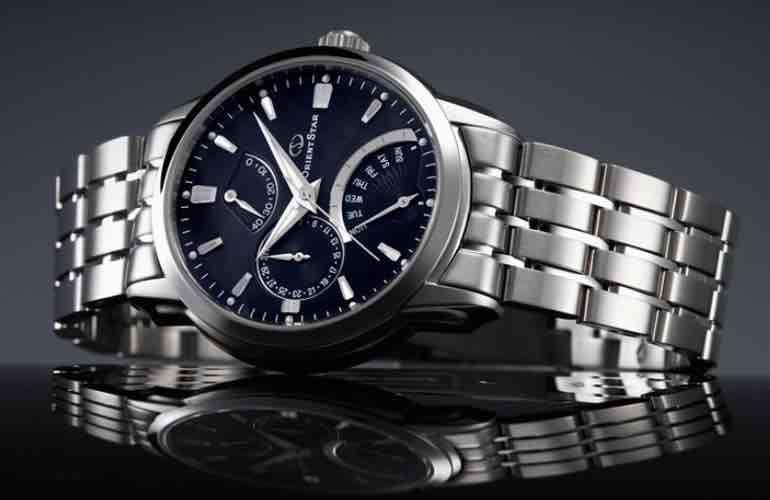 orologio Orient Star Retrograde DE00002B
